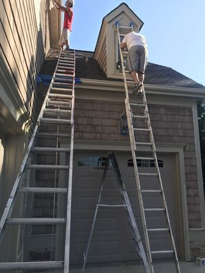 Exterior painting in Davidson, NC (2)