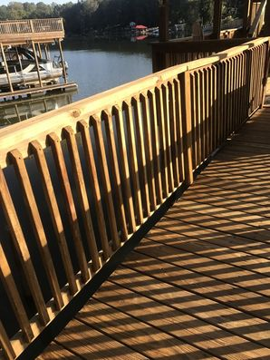 Dock and Deck Restoration in Sherrills Ford, NC (2)