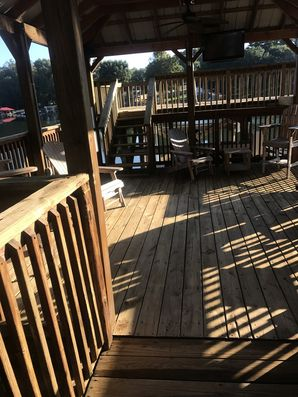 Dock and Deck Restoration in Sherrills Ford, NC (3)