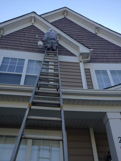 Exterior Painting in Cooncord, NC