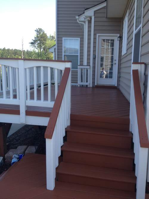 Deck Restoration in Cooncord, NC