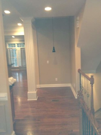 After Interior Painting of a Condo in Charlotte, NC