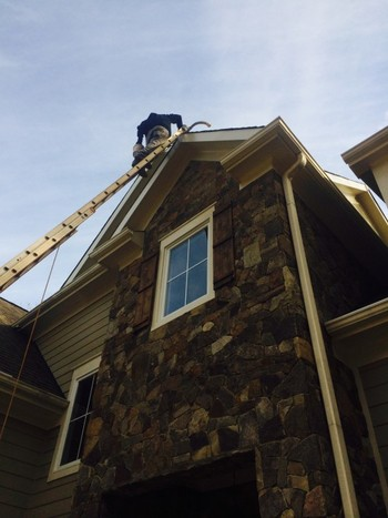 Exterior Painting in Lake Norman, NC