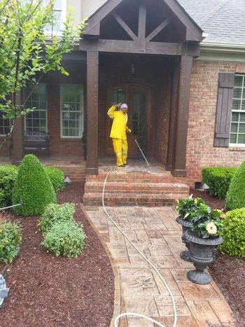 House Power Washing and Exterior Painting in Lake Wally, SC