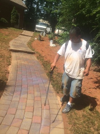 Poll Restore Power Washing and Concrete Staining in Concord, NC