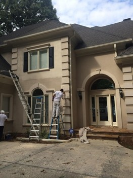 Exterior Painting in Huntersville, NC